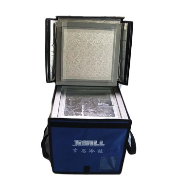 Vaccine transport VIP board cool cooler box