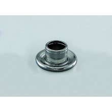 Electroplated metal collar for 15mm perfume bottle cap