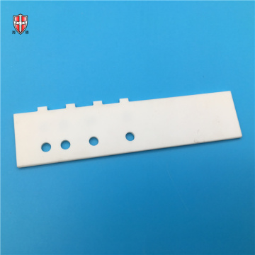 wearable insulating alumina ceramic heat sink strip sheet