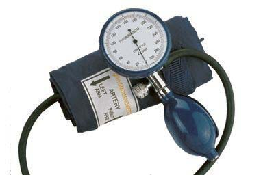 Palm type BP monitor