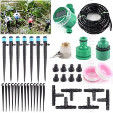 5~50M Smart Garden Watering System Automatic Micro Drip Irrigation Watering Kits Garden Watering Timer Kit Irrigation System