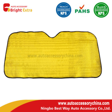Roll-Type Windshield Sunshade For Vehicle