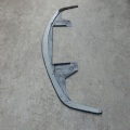 Mercedes-Benz Carbon Fiber Front Lip Front Small Surrounding