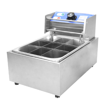 1 Tank 1 Electric Oden Fryer