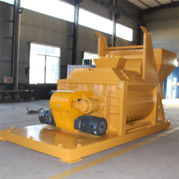 Hopper home built js concrete mixer plant machine