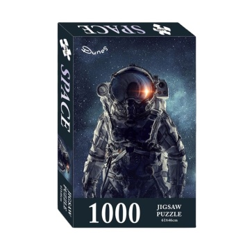 High Quality 1000 Pieces Planetary Vision Jigsaw Puzzle