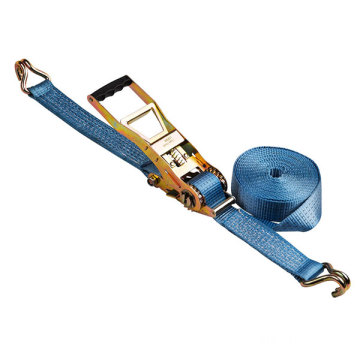 Ergo Ratchet tie down Polyester Cargo Lashing