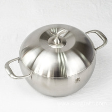 Pure Titanium Non-stick Pot Without Coating Milk