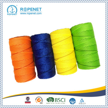 Colorful Polyester Twisted Twine with Reasonable Price