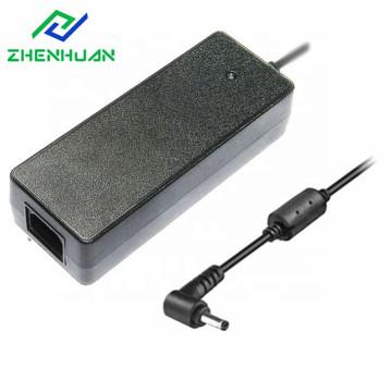 12.6V / 4A UL / CE Certified AC / DC Adapter 18650 Battery Charger