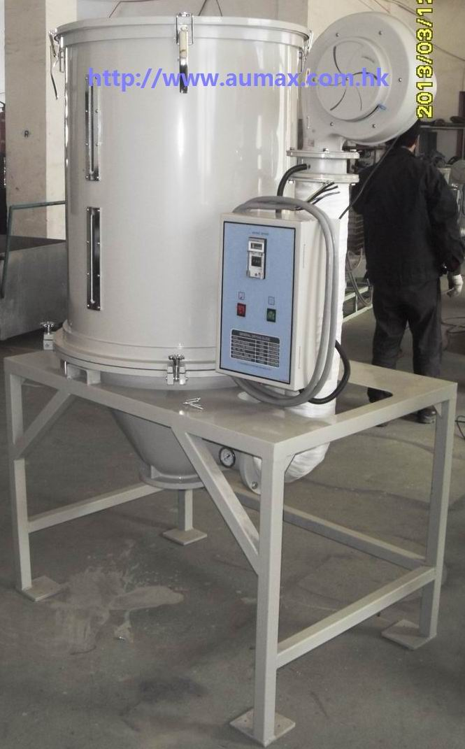 Hot Air Drying Hopper with Floor Frame