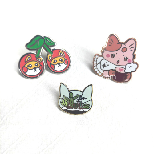 Customized Soft Enamel Pin Badge