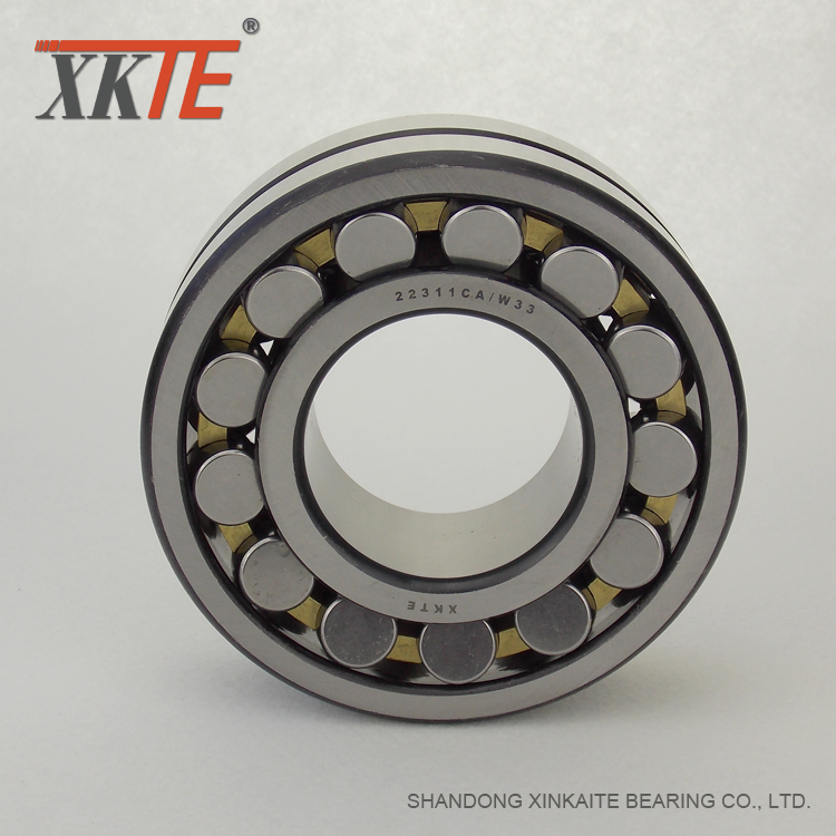 Mining Conveyor Spare Parts Bottom Drum Pulley Bearing