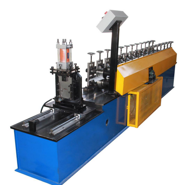omega profile furring channel forming machine