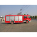 Cheap Chinese DFAC 6000litres Foam fire trucks