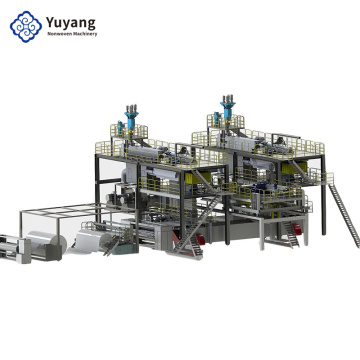 PP SMS nonwoven machine