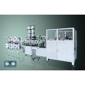 Auto N95 Cup Mask Machine Production Line
