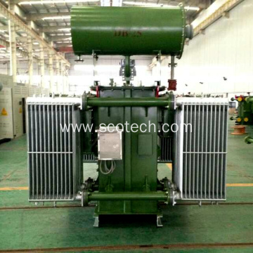 800KVA-11/0.55KV oil immersed distribution transformer