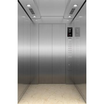 Space-saving Machine Roomless Passenger Elevator