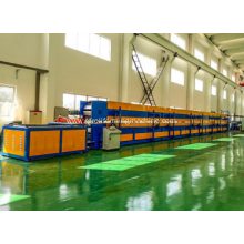 Interior and Exterior Wall Panel Machine