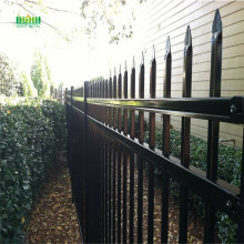 Pressed from speer welded fence