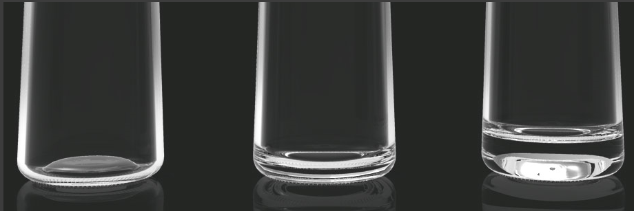 cognac vodka glass bottle