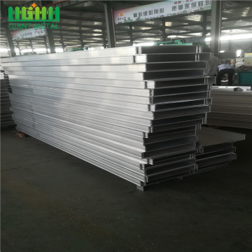 Aluminum formwork for green construction