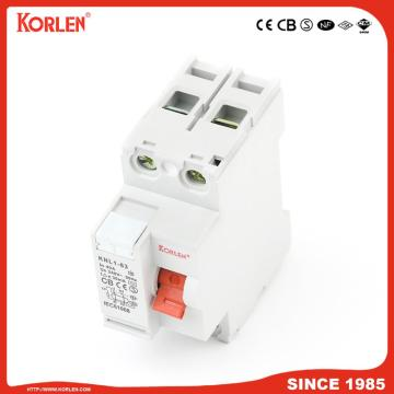 Residual Current Circuit Breaker KNL1-63 3KA CE 4P