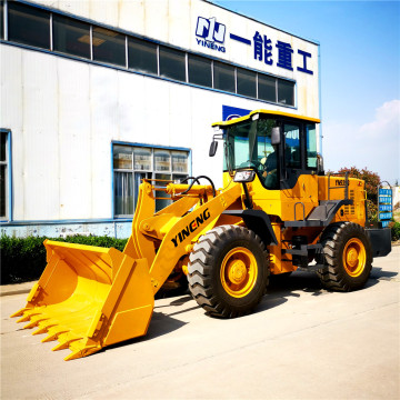 small 3 Ton Hydraulic Mini Wheel Loader