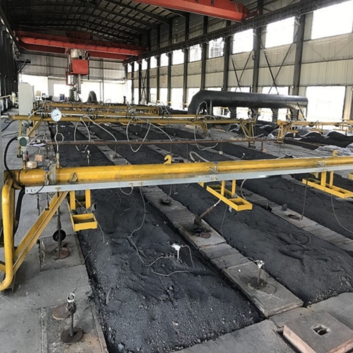 Graphite Electrode UHP 300 for iron/steel smelting
