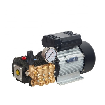 EBM-C pumps with electric motor