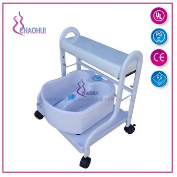 Foot massage basin unit