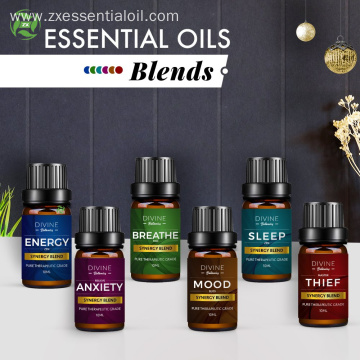 High quality and lower price essential oil set