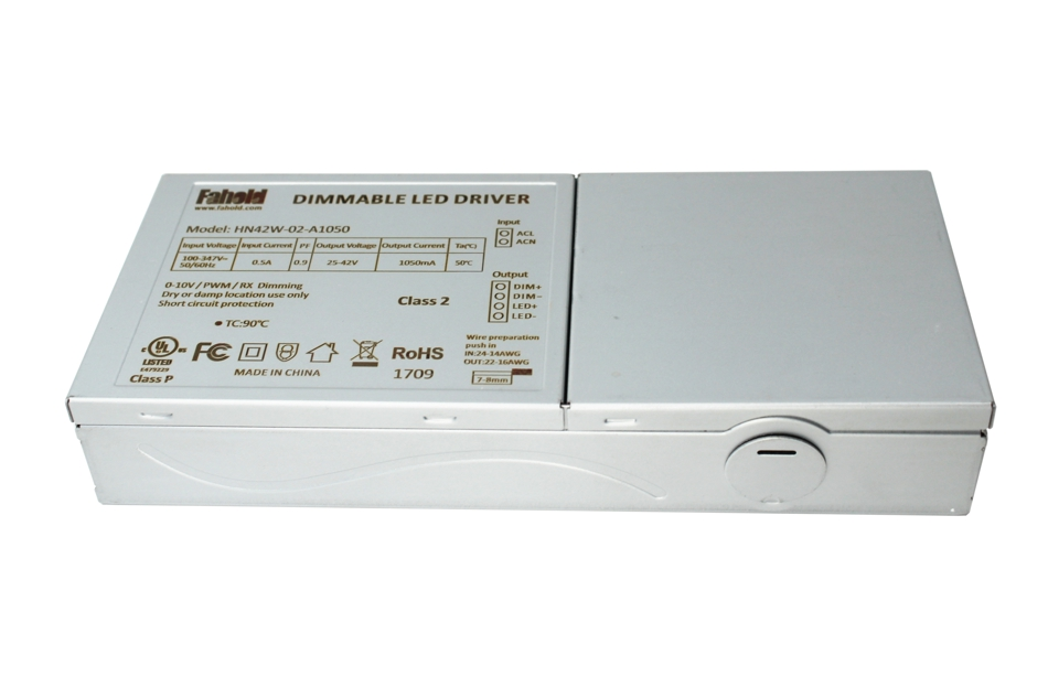 UL 347V Panel light Driver
