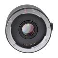Viltrox C-AF 2X Auto Focus Teleconverter 2.0X Extender Telephoto Converter Camera Lenses for Canon EF Mount Lens DSLR Camera