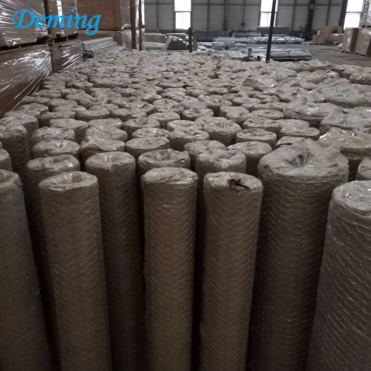 Wholesale Double Twisted Galvanized Chicken Wire Mesh