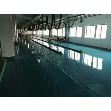 Factory oily epoxy mortar floor paint