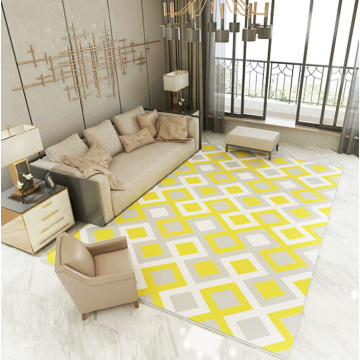 Polyester Print Carpet in Different Style Design