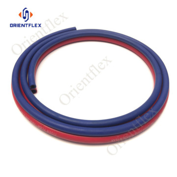 1/4 oxygen acetylene cutting charging hose 20bar