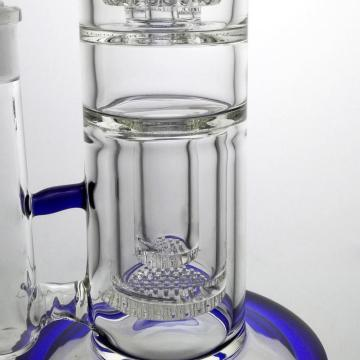 Tall Thick Glass Bong with Special Customized Filters