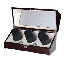 Watch Winder With Acrylic Window For 6 Watches