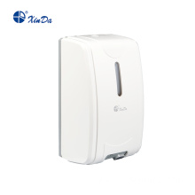 Automatic induction spray type soap dispenser