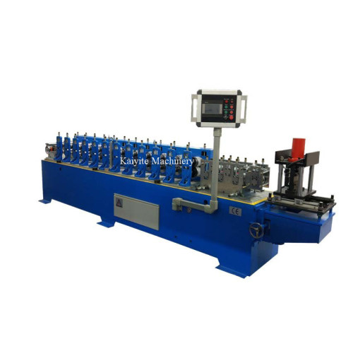Metal Shutter Slat Garage Door Machine