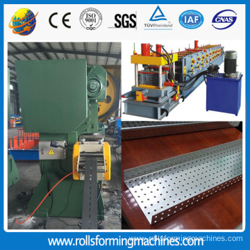 Perforated U Lintel channel for Roll Forming Machine With punching holes