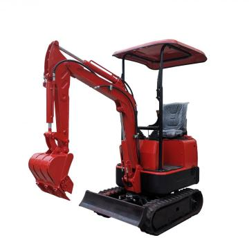 1.5 Ton 0.8 Rhinoceros Xn08 With Low Price Bucket 800kg The Smallest Mini Excavator