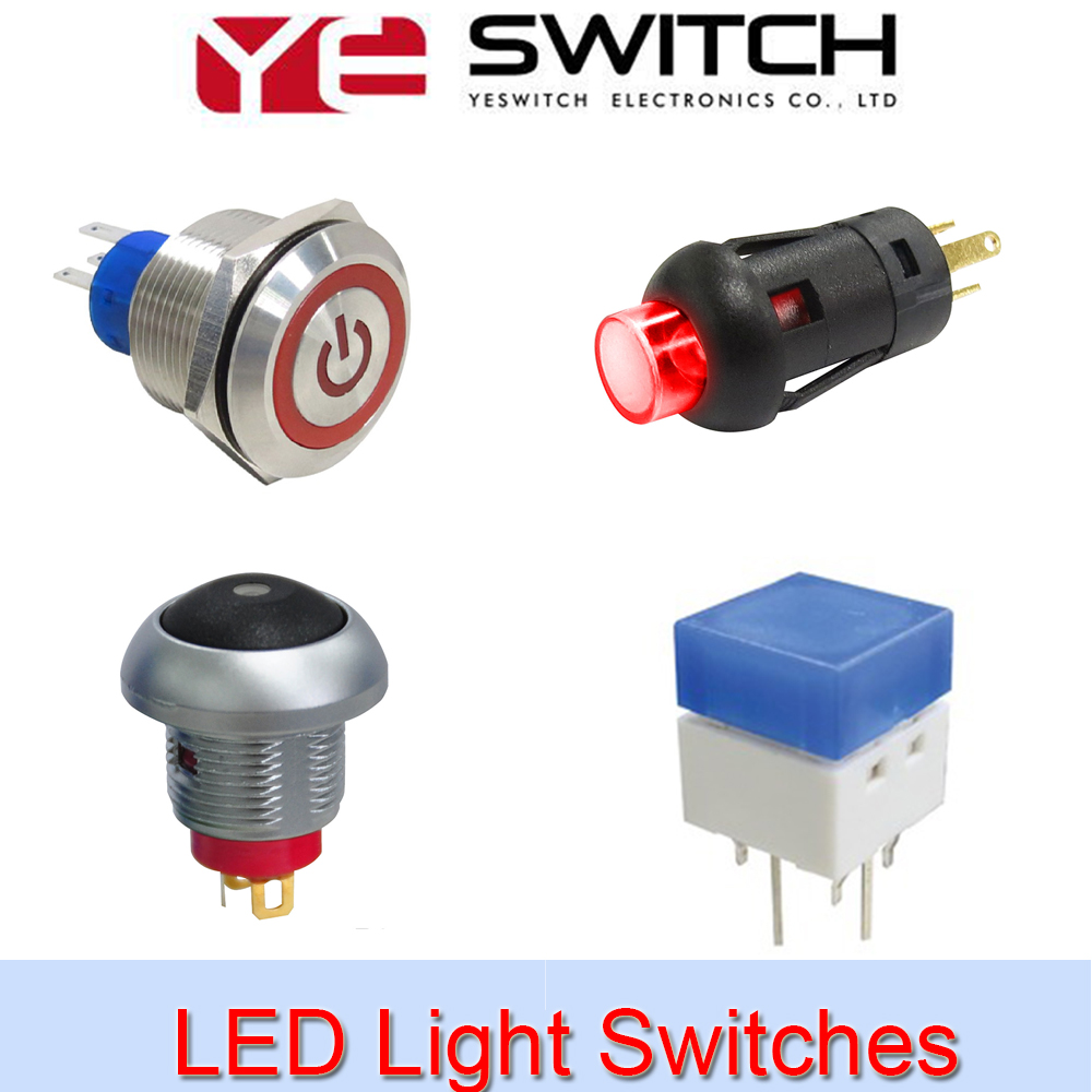 LED Light Switches