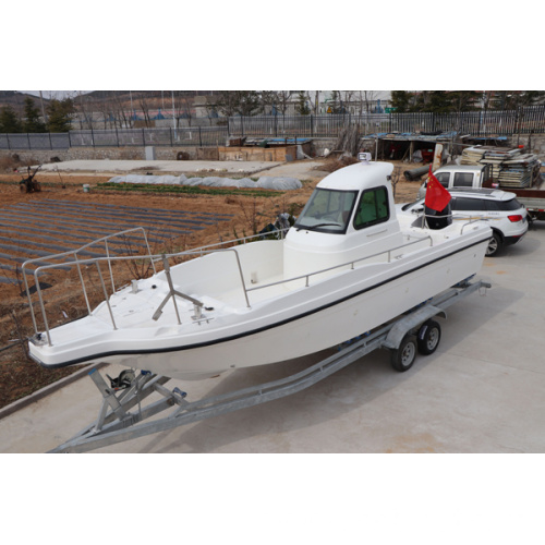 CABIN Fibreglass Fishing Cabin Boat For Promotion