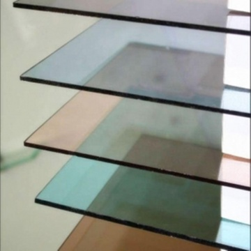 Custom Size Louver Glass Price For Windows