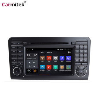 mercedes android integration ML CLASS W164 2005-2012