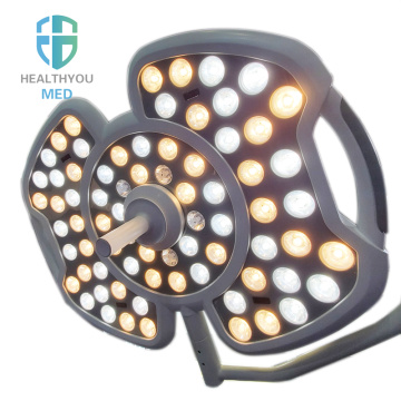Ceilling LED shadowless operating lamp for hospital
